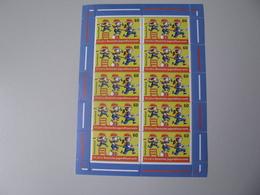 3099 , Jugendfeuerwehr , 10 Er Bogen - [7] West-Duitsland