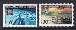 1971 - AUSTRALIAN ANTARTIC TERRITORY -  Yi.  19/20 - NH - (REG2875.. 25) - Territorio Antartico Australiano (AAT)