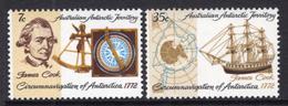 1972 - AUSTRALIAN ANTARTIC TERRITORY -  Yi.  21/22 - NH - (REG2875.. 25) - Unused Stamps