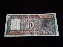 India 10 Rupee 1970 - Inde