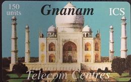 Paco \ FRANCIA \ Remote Memory \ FR-PRE-GNAN-0038B ? \ Taj Mahal - 150 Units - ICS \ Usata - Frankrijk