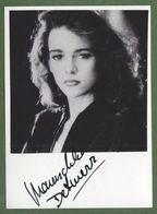 MARUSCHKA DETMERS  AUTOGRAPHE / AUTOGRAMM  In Person Signed Glossy Photo 10x15 Cm - Autographes