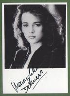 MARUSCHKA DETMERS  AUTOGRAPHE / AUTOGRAMM  In Person Signed Glossy Photo 10x15 Cm - Autogramme & Autographen