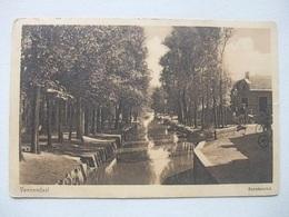 P95 Ansichtkaart Veenendaal - Benedeneind - 1927 - Other