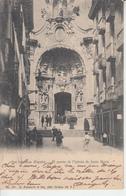 SAN SEBASTIAN - DONOSTIA - Portal Iglesia Santa Maria - Guipúzcoa (San Sebastián)