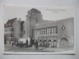 P95 Ansichtkaart Utrecht - Politiebureau Tolsteeg - Utrecht