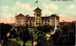 Florida Jacksonville Windsor Hotel 1912