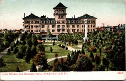 Florida Jacksonville Windsor Hotel And Hemming Park - Jacksonville