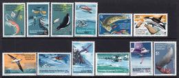 1973 - AUSTRALIAN ANTARTIC TERRITORY -  Yi.  23/34 - NH - (REG2875.. 25) - Unused Stamps
