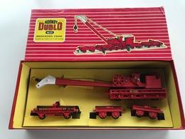 HORNBY DUBLO 4620 Wagon Grue De Depannage - Wagons Marchandises