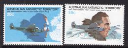 1979 - AUSTRALIAN ANTARTIC TERRITORY -  Yi.  35/36 - NH - (REG2875.. 25) - Territorio Antartico Australiano (AAT)