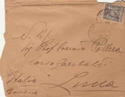 LETTERA 1899 FRANCIA-NON PERFETTA (EX414 - France