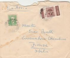 LETTERA BRASILE -STRAPPI IN ALTO-1961 (EX422 - Brésil