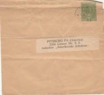 LETTERA DIRETTA STATI UNITI SERBIA (EX439 - Serbia