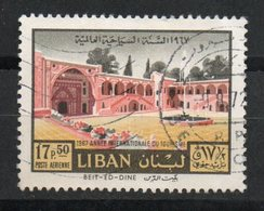 Lebanon. 1967. Beit-ed-Din, Palace - Libano