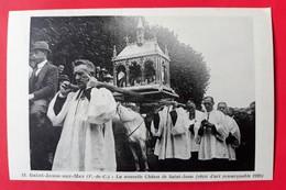 CPA 62 SAINT-JOSSE-SUR-MER N°  12 La Nouvelle Châsse De Saint-Josse ( Objet D' Art Remarquable 1920 ) - Autres Communes
