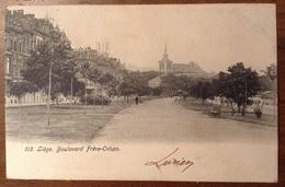 Liege Boulevard Frere Orban 1904 - Liège