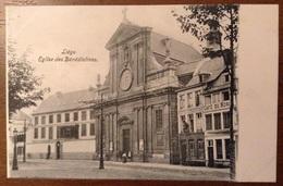 Liege Eglise Des Benedictines - Liège