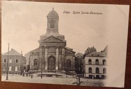 Liege Eglise Sainte Veronique - Liège