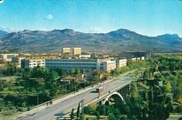Montenegro Titograd / Unused, Uncirculated / Panorama, Bridge, Bus - Montenegro