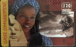 Paco \ FRANCIA \ Remote Memory \ Leader \ FRA-PRE-LEA-0002_199809a \ African Girl \ Usata - Frankrijk