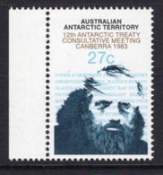 1983 - AUSTRALIAN ANTARTIC TERRITORY -  Yi.  60 - NH - (REG2875.. 26) - Territorio Antartico Australiano (AAT)