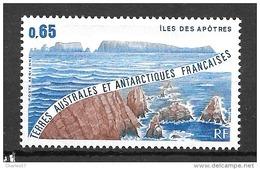 TAAF: N°PA73 ** Iles Des Apôtres - Luftpost