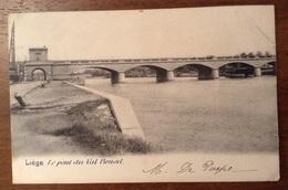 Liege Le Pont Du Val Benoit 1902 - Liège