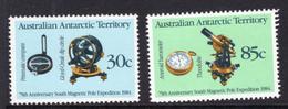 1984 - AUSTRALIAN ANTARTIC TERRITORY -  Yi.  61/62 - NH - (REG2875.. 26) - Unused Stamps