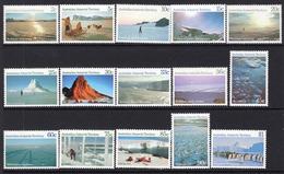 1984/87 - AUSTRALIAN ANTARTIC TERRITORY -  Yi.  63/72 + 74/82 - NH - (REG2875.. 26) - Neufs