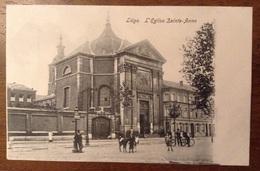 Liege L'Eglise Sainte Anne - Liège