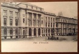 Liege L'Université - Liège