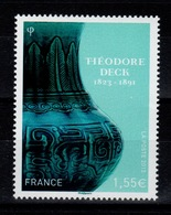 YV 4797 N** Theodore Deck - Prix = Faciale - France