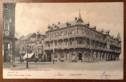 Middelkerke Grand Hotel De La Digue 1904 - Middelkerke
