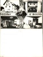 BOHINJ,SLOVENIA POSTCARD - Slovénie