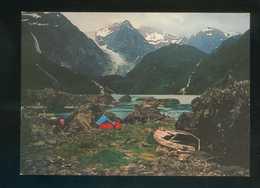 *Bondhusdalen, Hardanger* Circulada 1975. - Noruega