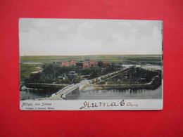 MITAVA (Jelgava) Castle. Old Russian Postcard - Lettonie
