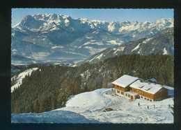 *Sportalm Strussing, 1530m. ..* Ed. Austríaca. Circulada 1974. - Werfen