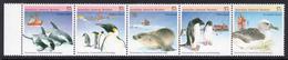 1988 - AUSTRALIAN ANTARTIC TERRITORY -  Yi.  79/83 - NH - (REG2875.. 26) - Unused Stamps