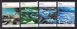 1989 - AUSTRALIAN ANTARTIC TERRITORY -  Yi.  84/87 - NH - (REG2875.. 26) - Unused Stamps