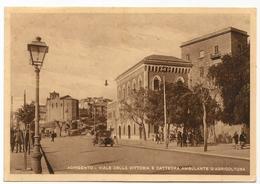 Agrigento - Viale Della Vittoria E Cattedra Ambulante - Agrigento