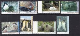 1991 - AUSTRALIAN ANTARTIC TERRITORY -  Yi.  90/97 - NH - (REG2875.. 26) - Territorio Antartico Australiano (AAT)