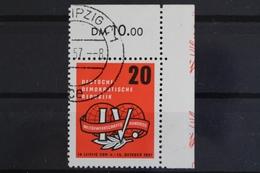 DDR, MiNr. 595, Ecke Rechts Oben, Gestempelt - [6] Democratic Republic