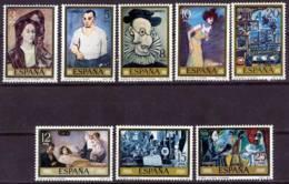 España. Spain. 1978. Pablo Ruiz Picasso - 1931-Hoy: 2ª República - ... Juan Carlos I