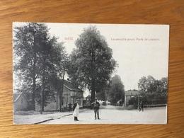 Diest  Leuvensche Poort  Porte De Louvain - Diest