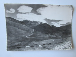 Valls D'Andorra. Pas De La Casa. Photo-Lito 41 Postmarked 1958 - Andorre