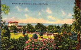 Florida Jacksonville Du Pont Gardens