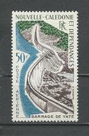NOUVELLE CALÉDONIE Scott C28 Yvert PA70 (1) * Cote 8,00 $ 1959 - Neufs