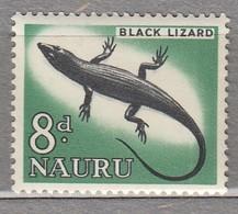 NAURU Fauna 1954 MNH(**) Mi 54 #24054 - Nauru
