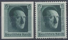 Deutsches Reich, Michel Nr. 647, 650, Postfrisch / MNH - Germany